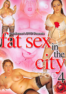Fat Sex In The City 4 Box Cover