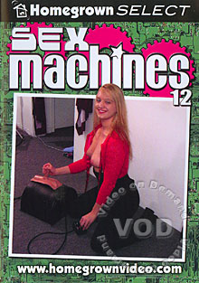 Sex Machines 12 Box Cover
