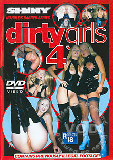 Dirty Girls 4 Box Cover