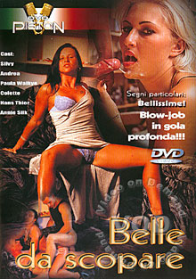 Belle da Scopare Box Cover