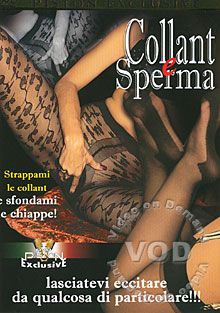 Collant E Sperma Box Cover