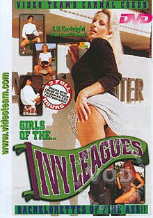 Carnal Coeds: Girls Of The Ivy Leagues