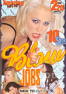 Blow Jobs Box Cover