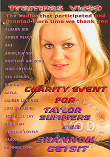 Charity Event For Taylor Summers And Shannon Getsit Box Cover