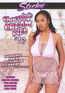 Chocolate Cream Pies #12 Box Cover