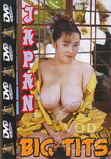 Japan Big Tits Box Cover