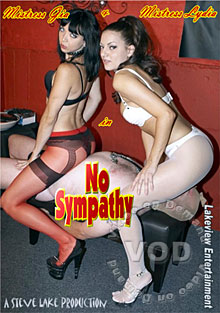No Sympathy Box Cover