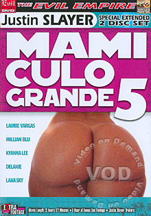 Mami Culo Grande 5 Box Cover