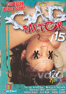Gag Factor 15 Box Cover