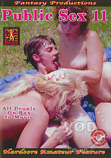 Public Sex 11 Box Cover