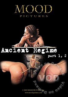 Ancient Regime Part 2 Box Cover