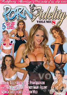 Porn Fidelity Volume 8 Box Cover