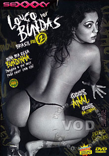 Crazy About Brazilian Butts 2 Box Cover