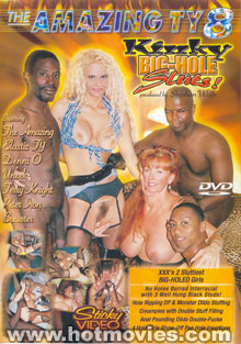 The Amazing Ty 8 - Kinky Big Hole Sluts Box Cover