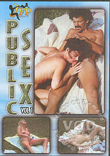 Public Sex Vol 1 Box Cover