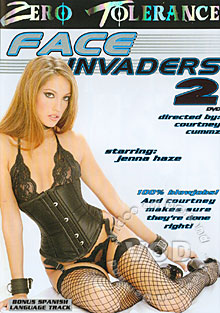 Face Invaders 2 Box Cover