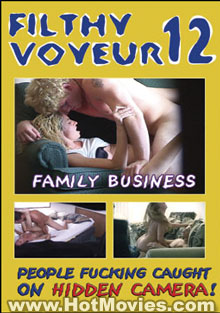 Filthy Voyeur 12 Box Cover