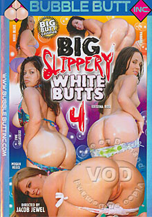 Big Slippery White Butts 4 Box Cover