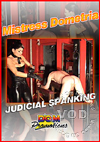 Video: Mistress Dometria - Judicial Spanking