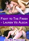 Video: Fight To The Finish - Lauren v. Alecia