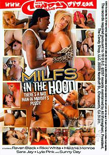 Hardcore Hot Moms - MILFs In The Hood, MILFs In The Hood  MILF, Interracial, Sunny Day, Sara Jay, Video On Demand