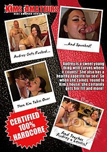 Big Tits Hardcore - Kim's Amateurs - Audrey Marshall, Audrey Marshall, INTERNATIONAL, United Kingdom , European, AMATEUR, Pro-Am, Big Tits,  SexToyTV Video On Demand