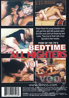 Bedtime All Nighters Vol. 3