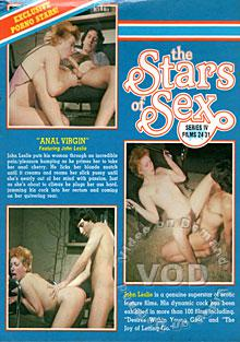 Stars of Sex 30 - Anal Virgin