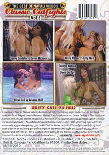 The Best Of Napali Video's Classic Catfights 6 - Busty Cats On Fire!