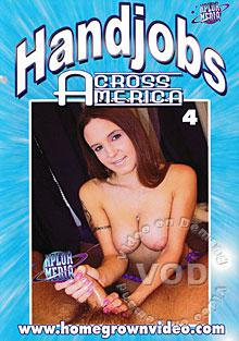 Handjobs Across America 4 Box Cover