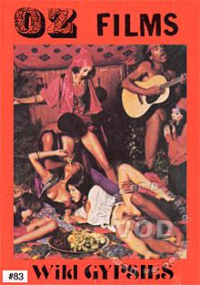 Oz Films 83 - Wild Gypsies Box Cover