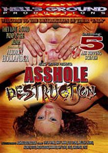 Asshole Destruction Box Cover