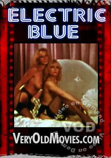 Electric Blue Box Cover