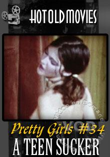 Pretty Girls #34: A Teen Sucker Box Cover