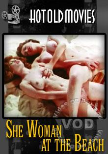 She Woman At The Beach Box Cover