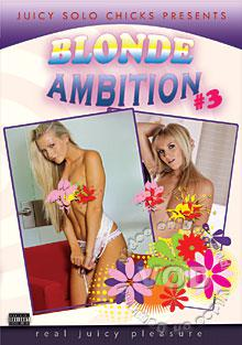 Blonde Ambition #3 Box Cover