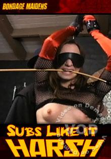 Subs Like It Harsh Box Cover
