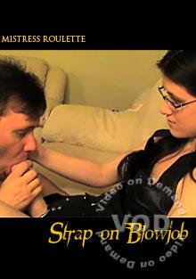 Strapon Blowjob Box Cover
