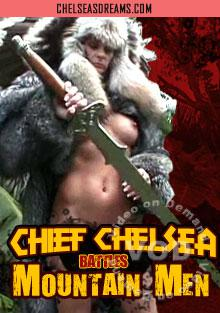 Chief Chelsea Battles Mountain Man Box Cover