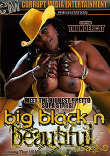 Big Black N Beautiful Box Cover