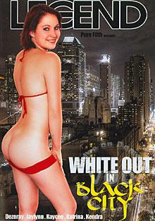 White Out In Black City Box Cover