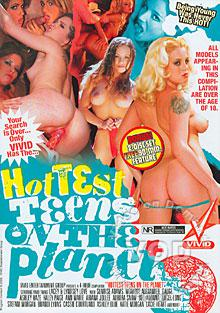 Hottest Teens On The Planet Box Cover