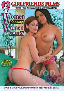 Women Seeking Women Volume 57 Box Cover