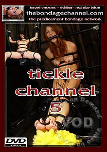 TBC 244 - The Tickle Channel 5 Box Cover