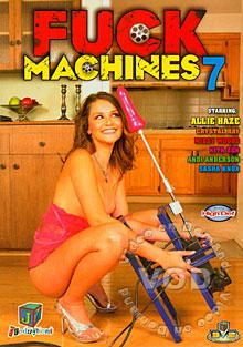 Fuck Machines 7 Box Cover