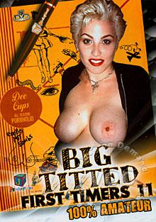 Big Titted First Timers 11 Box Cover