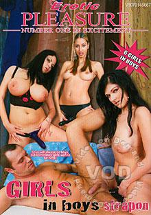 Girls In Boys Strapon Box Cover