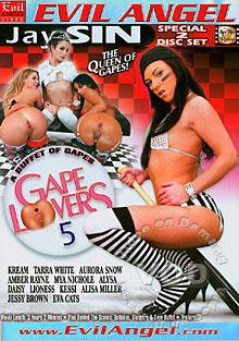 Gape Lovers 5 (Disc 2)