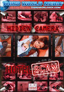 Hidden Camera Hotel Scam Box Cover