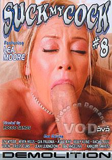 Suck My Cock #8 Box Cover